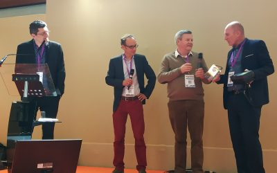 the PSDT:  Special Jury Prize for the Embedded and Connected Objects Trophies