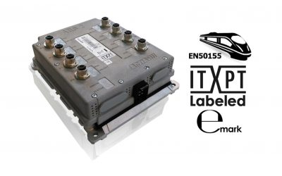 AES.2, the 1st Switch ITxPT labeled